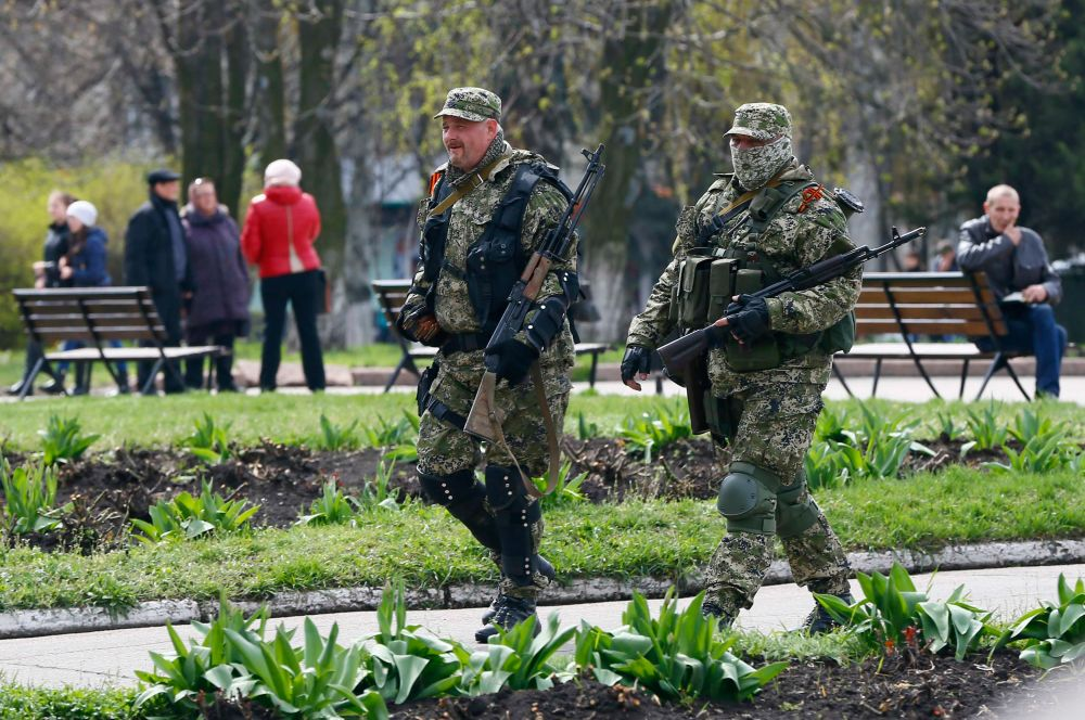 Российская сторона вынесла кризис на юго-востоке Украины на срочное рассмотрение Совета безопасности ООН.