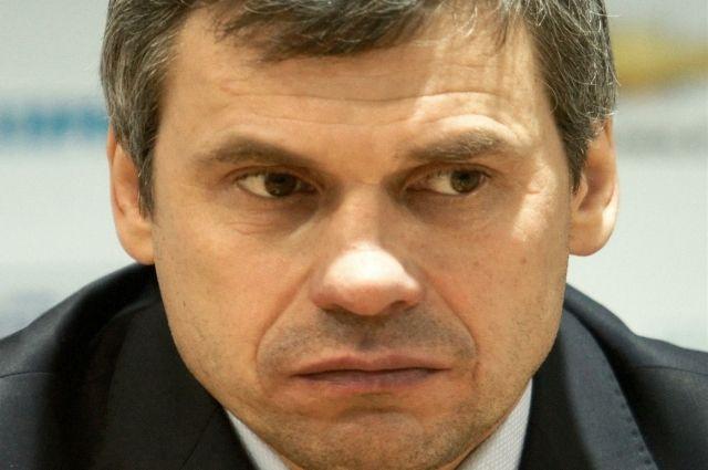 Дмитрий Квартальнов покидает пост главного тренера ХК «Сибирь»