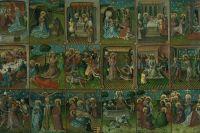 Именно так представлял Страсти Христовы неизвестный нидерландский художник XV века.