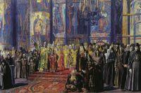 Павел Корин. «Реквием» или «Русь уходящая» 1925 - 1959 годы.