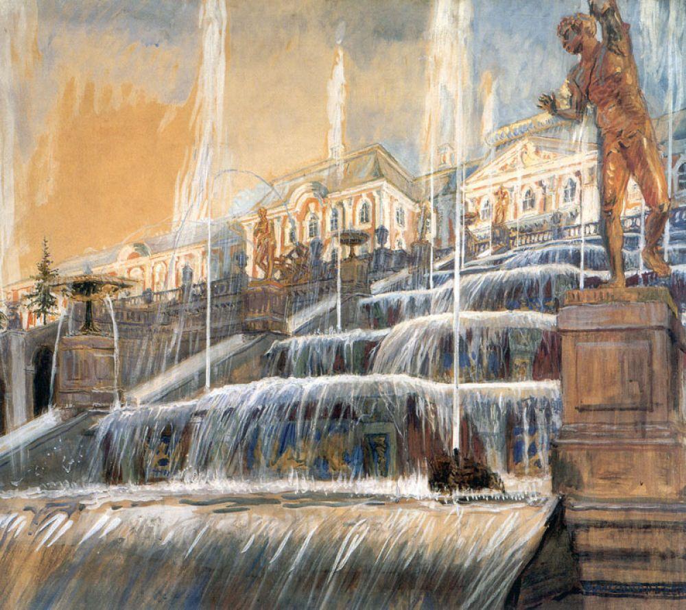 Поначалу под названием «Мир искусства» художники издавали собственный журнал, но в 1898 году объединение громко заявило о себе собственной выставкой.