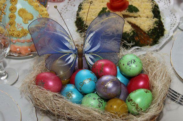 Благодаря выставки праздник Пасхи продлится дольше в Иркутске.