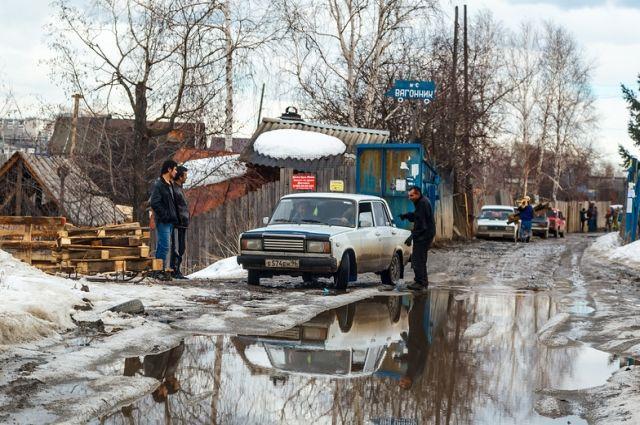 Внутри столицы Урала образовался «маленький Таджикистан».