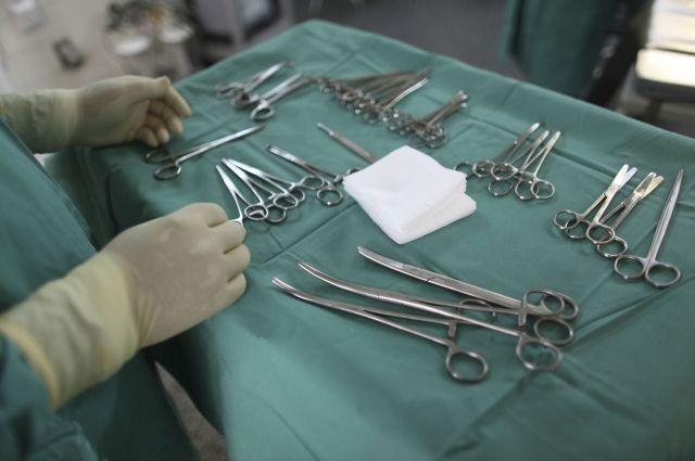 Скорая доставила меня в хирургическое отделение.