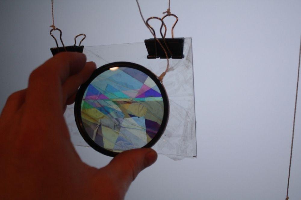 Экспозиция Биеннале включает в себя science-art объекты, созданные участниками двух специальных воркшопов.