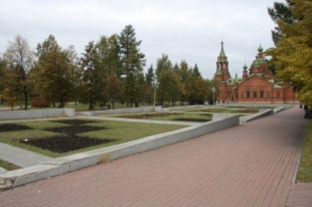 Судьба сквера на Алом поле в Челябинске решится на общественных слушаниях