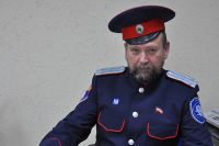 Николай Вечеркин, атаман Верхне-Донского округа Всевеликого войска Донского.