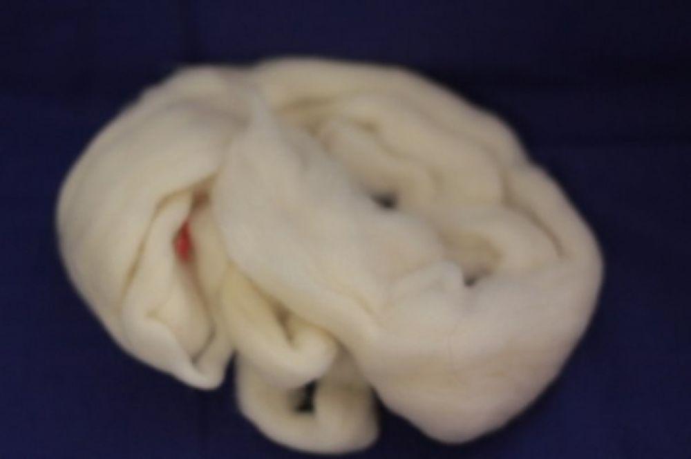 Шерсть для изготовления волос (можно использовать пряжу)...