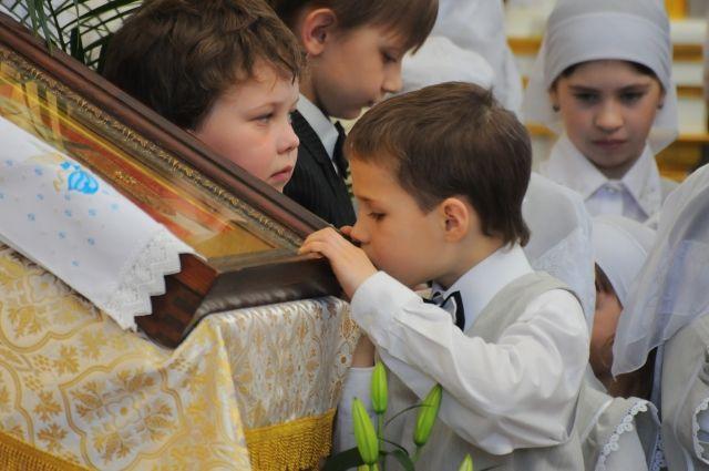Православное богослужение пройдёт во всех храмах Омска.