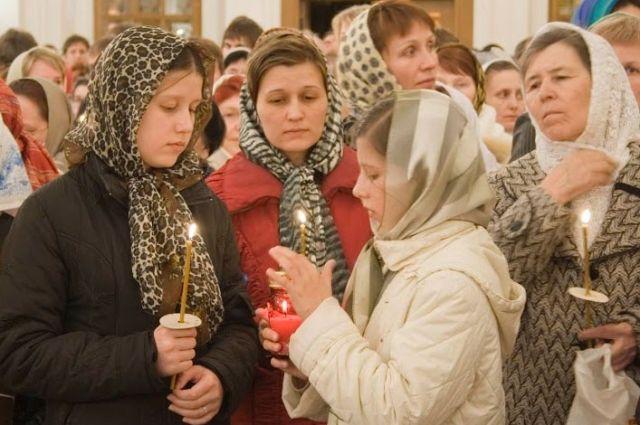 Службы пройдут не во всех иркутских храмах.