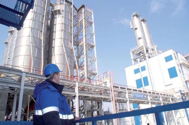 В Омске растут объемы промышленного производства.