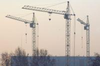 Строительство дома уже давно не ведётся.