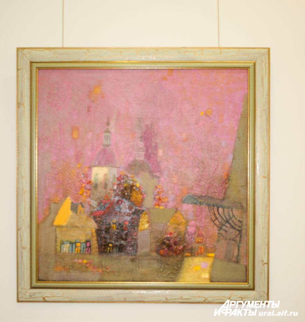 «Малиновый вечер. Тобольск», 2012 г.