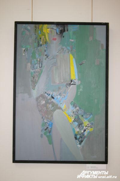 «Портрет Яны», 2011 г.
