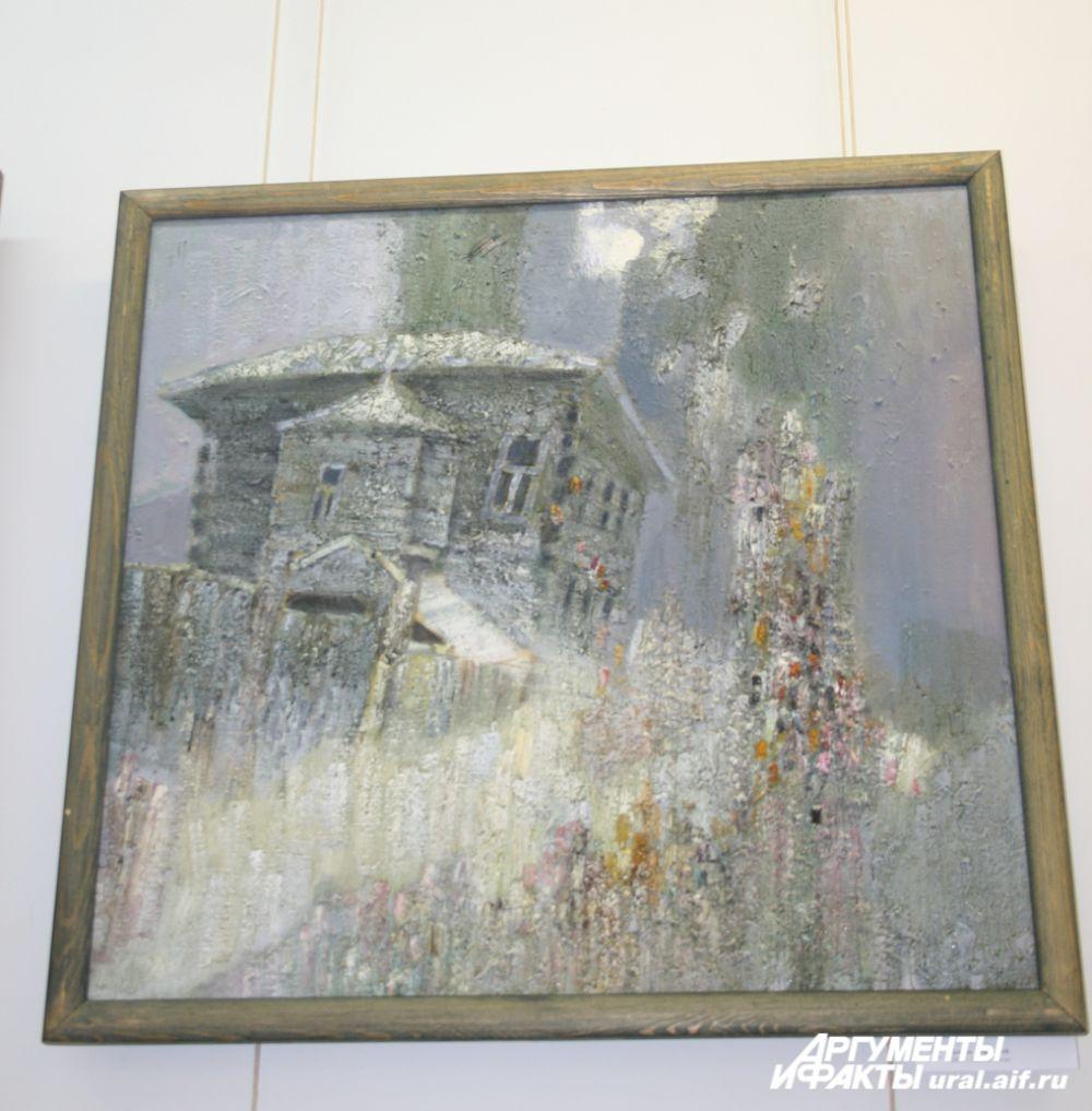 «Дом на Береговой», 2003 г.