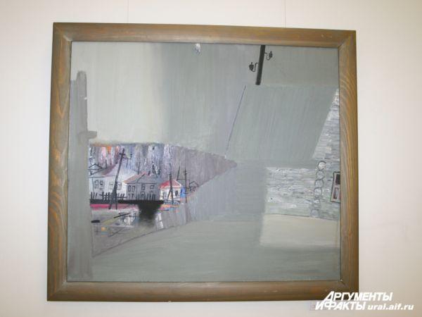 «В деревне Кулига», 2003 г.