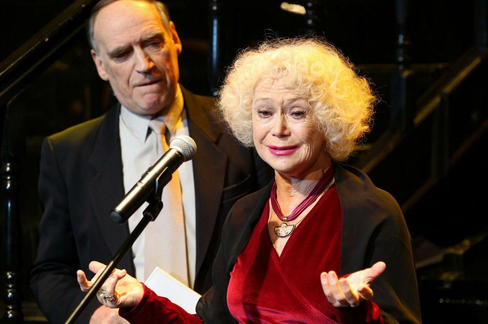 Сейчас на счету Немоляевой десятки ролей в тысячах спектаклей, а также почти девяносто фильмов. В 2012 году она получила орден «За заслуги перед Отечеством» III степени и стала лауреатом премии «Звезда Театрала» в номинации «Легенда сцены».