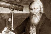 И. П. Кулибин. Портрет работы П. П. Веденецкого.