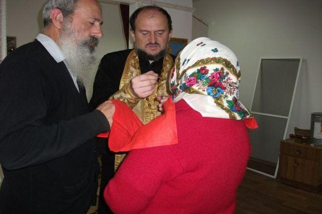 Священники в доме престарелых дом престарелых в вичугском районе