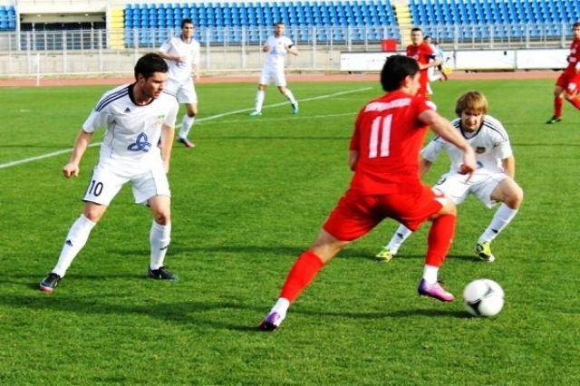 Момент матча команд «СКА-Энергия» и «Нефтехимик»