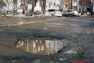 Помимо ремонта дорог, власти края немерены оборудовать тротуары для колясочников.