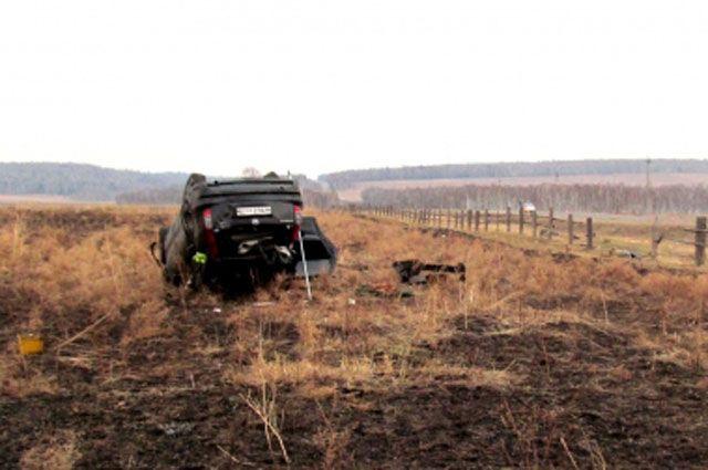 По счастливой случайности в ДТП водитель не погиб.
