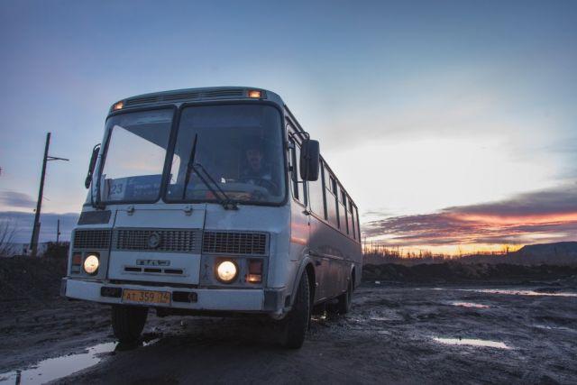Маршрут автобуса из Сосновки продлят до центра Челябинска