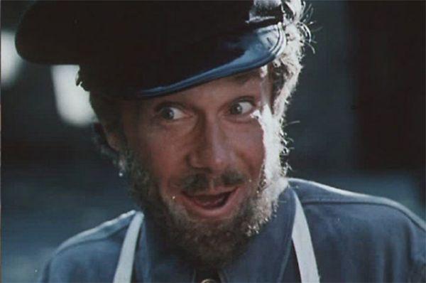 В 1983 году Леньков исполнил роль волшебника в картине «Приключения Петрова и Васечкина, обыкновенные и невероятные».