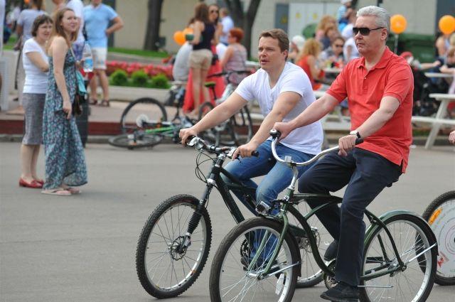 В Омске будут поддерживать велодвижение.