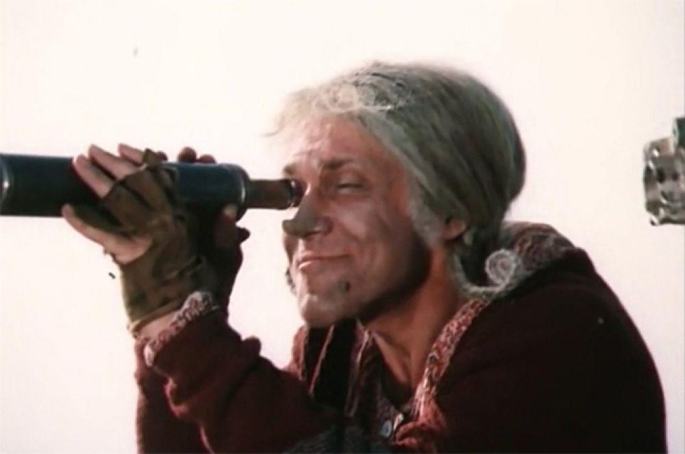 В то же время на экраны вышел детский научно-фантастический фильм «Остров ржавого генерала» по повести Кира Булычева «Миллион приключений». Леньков в этой ленте сыграл Бабу-Ягу.