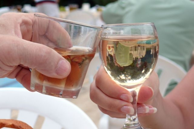 Согревающие осенние коктейли с алкоголем