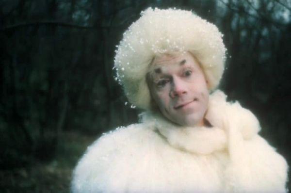 Двумя годами позже актёр сыграл снеговика в сказке «Тайна Снежной Королевы», главные роли в которой исполнили Алиса Фрейндлих, Олег Ефремов и Нина Гомиашвили.