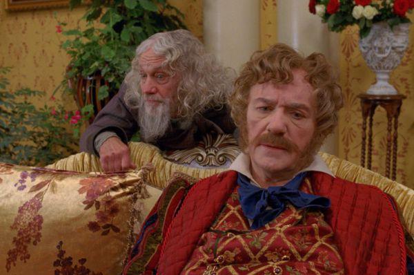 Леньков сыграл одну из важных ролей в фильме «Книга мастеров», российском проекте студии «Дисней».