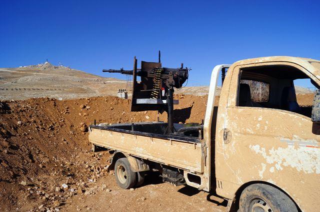 Бои вокруг Дамаска близятся к завершению. Уже сейчас многие территории освобождены от боевиков.