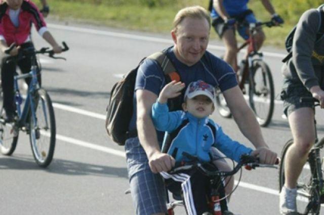 Проблему велосипедистов Омска собираются решить.