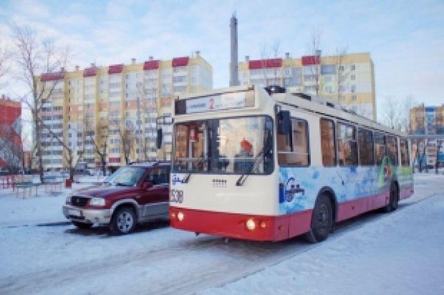 За один день в Челябинске сошли с линии сразу три электробуса