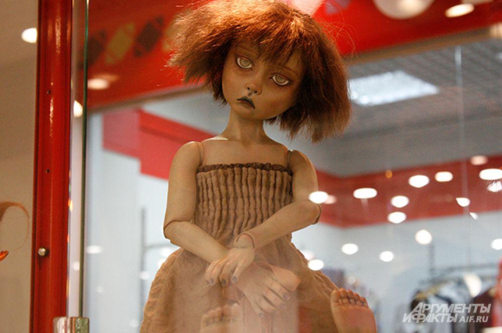 Кукла Терао Нами «Аксана» - самый дорогой экземпляр выставки.