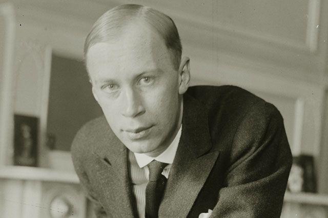 Сергей Прокофьев. 1920-е годы.