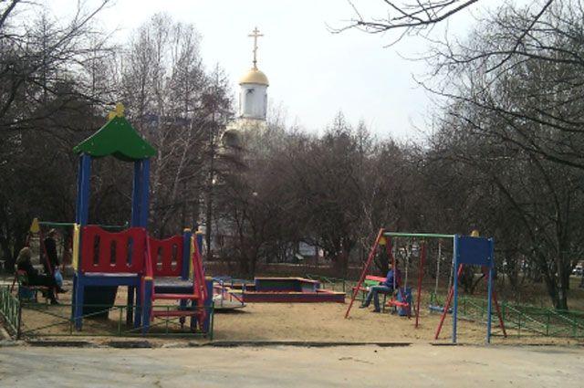 Игровые площадки для детей стали настоящим подарком.