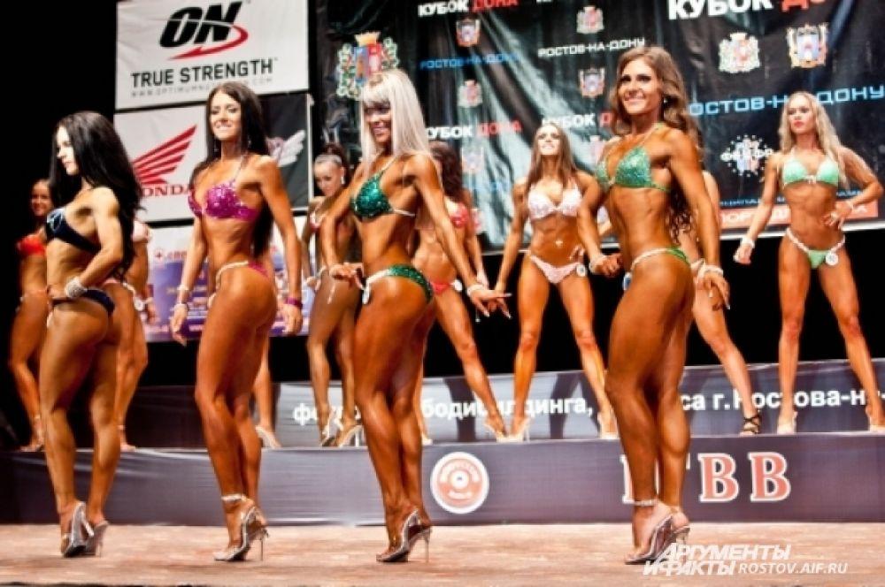 Соревнования походили в различных весовых, ростовых и возрастных категориях.