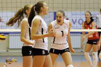 Юные омские волейболистки - вторые в междугородних соревнованиях