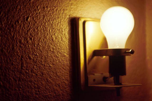 Должники электроэнергии из частного сектора останутся без света