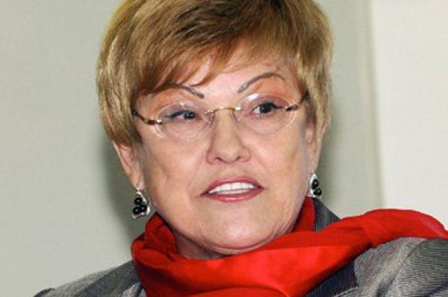 Людмила Вербицкая.