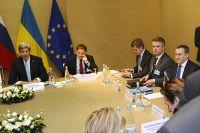 Встреча в Женеве.