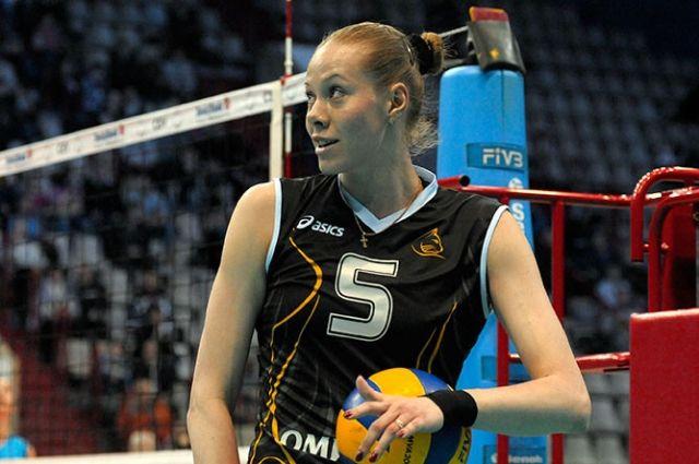 Омские волейболистки сыграют за выход в полуфинал чемпионата России.