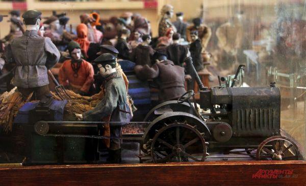 Трактор – не роскошь, а орудие крестьянского труда