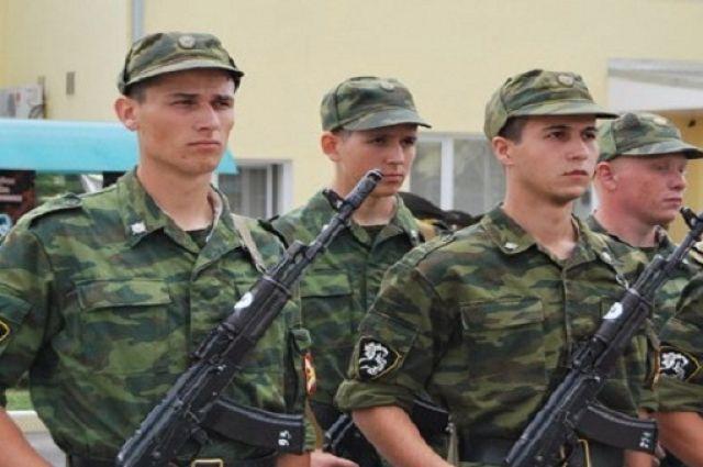 Омские призывники могут попасть в научные роты.