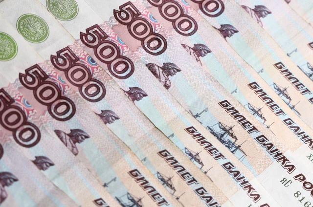 Поддельные купюры по 500 рублей были найдены в Омске.
