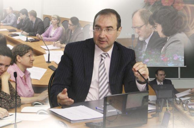 Москва все-таки отправила в отставку ректора ЧелГУ Андрея Шатина