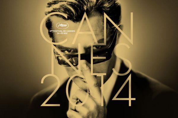 67-й Каннский фестиваль пройдет под взглядом Марчелло Мастроянни. Кадр для плаката взят из фильма Федерико Феллини «8 с половиной» 1963 года.
